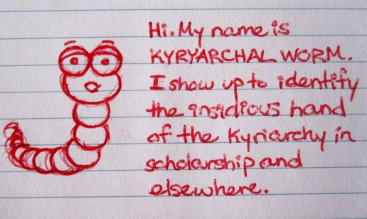 Kyriarchal Worm